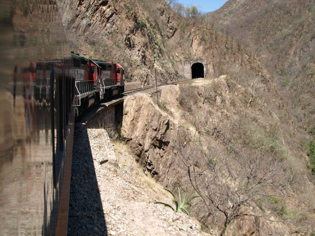 Wm Leler's photo of the Copper Canyon train