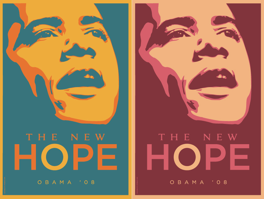 free obama posters